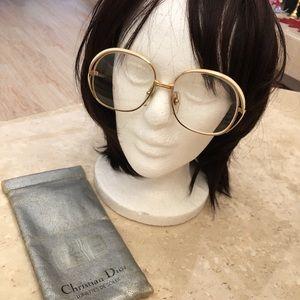 Christian Dior vintage eyeglasses frames glasses